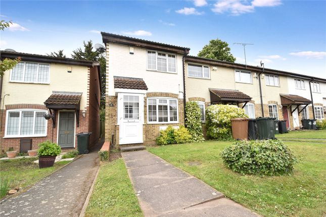 Thumbnail End terrace house for sale in Brewers Field, Wilmington, Kent