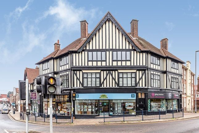 Thumbnail Flat to rent in Hermitage Road, Hitchin