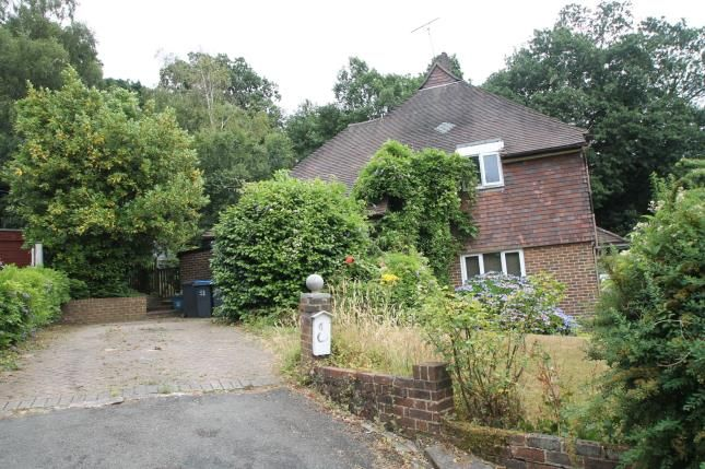 Thumbnail Detached house for sale in High Beech, South Croydon
