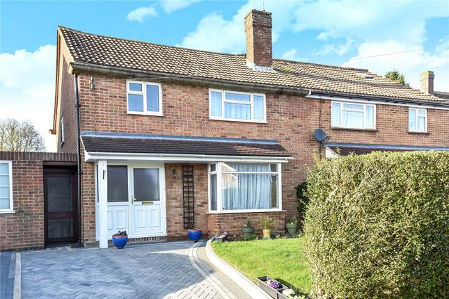 Thumbnail Semi-detached house for sale in Aldbury Road, Mill End, Hertfordshire
