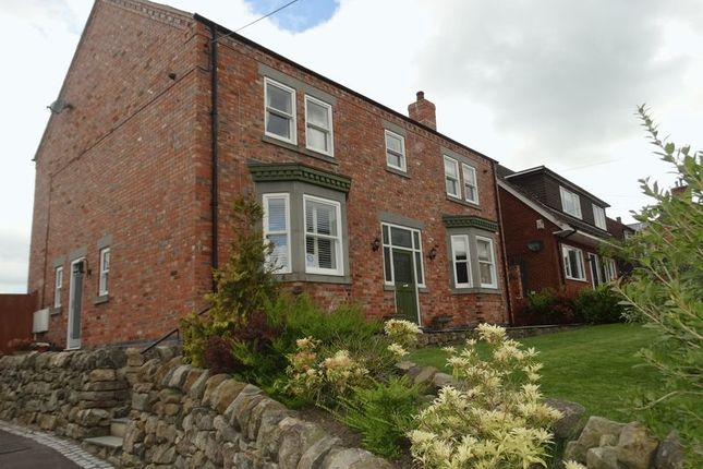 Thumbnail Detached house for sale in Church Lane, Mow Cop, Stoke-On-Trent