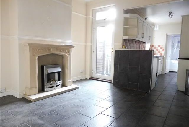 Thumbnail Terraced house to rent in Melton Road, Thurmaston, Leicester