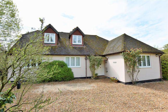 Thumbnail Detached house for sale in Common Road, Hadlow, Tonbridge
