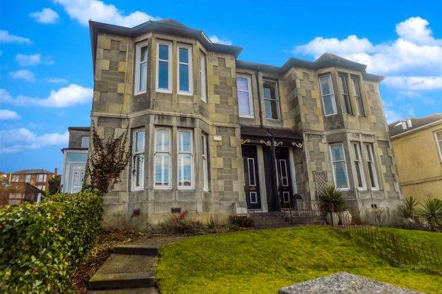 Thumbnail Flat for sale in Rosslyn Avenue, Rutherglen, Glasgow