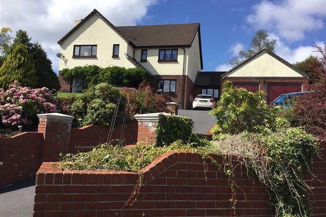 Thumbnail Detached house for sale in Bryn Tirion, Pontyberem, Llanelli