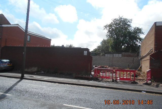 Thumbnail Land to let in Victoria Street, Bordesley Green