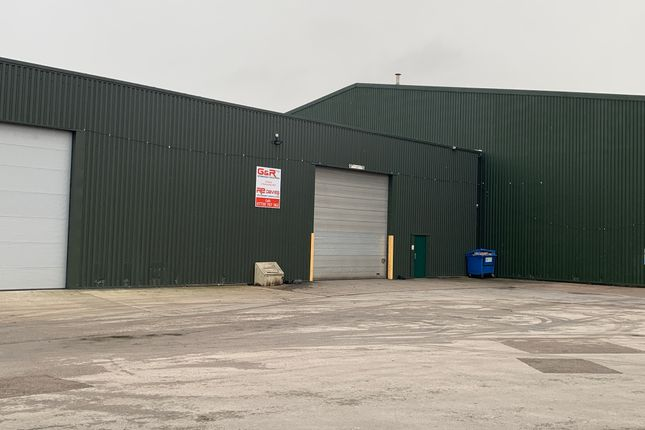 Thumbnail Industrial to let in Drummond Road, Stafford