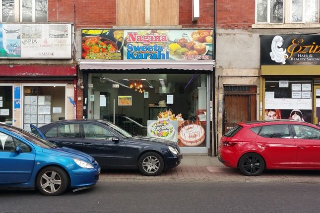 Commercial property for sale in Stockport Road, Longsight, Manchester