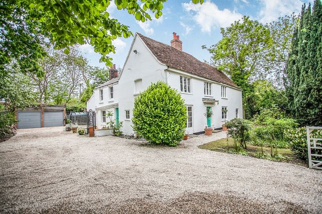 Thumbnail Detached house for sale in Crown Lane, Tendring, Clacton-On-Sea