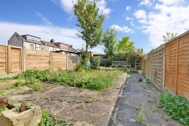 Rear Garden of Mafeking Avenue, Ilford, Essex IG2