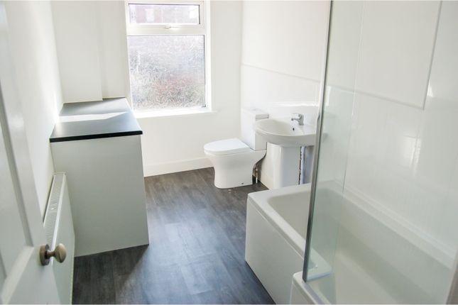 Bathroom of West Street, Crewe CW1
