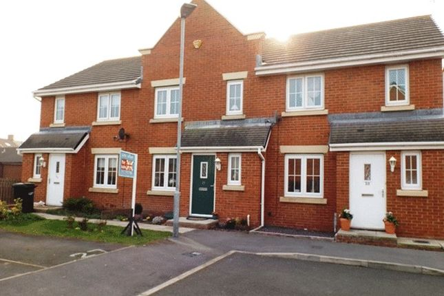 Thumbnail Terraced house for sale in Manor Court, Newbiggin-By-The-Sea