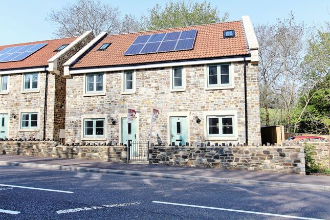 Thumbnail Detached house to rent in New Road, Pensford, Bristol