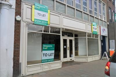 Thumbnail Retail premises to let in 75 High Street, Bedford