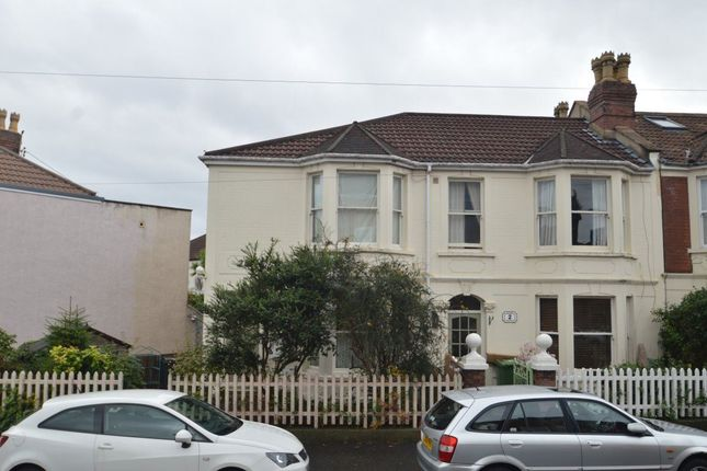Thumbnail Flat to rent in Maple Road, Horfield, Bristol