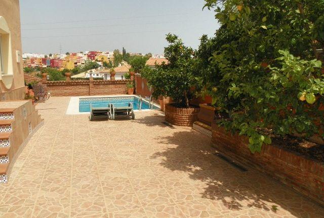 Terrace And Pool of Spain, Málaga, Marbella