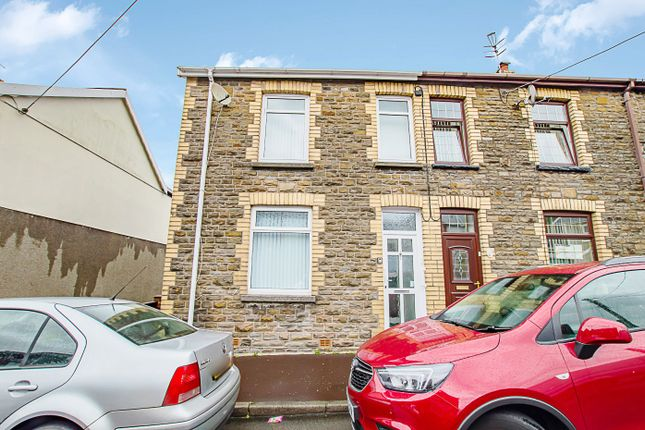 Thumbnail End terrace house for sale in Williams Avenue, Resolven, Neath