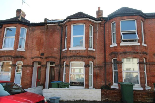 Thumbnail Flat to rent in Livingstone Road, Southampton