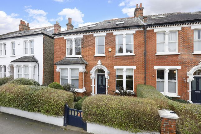 Thumbnail Semi-detached house to rent in Carson Road, West Dulwich