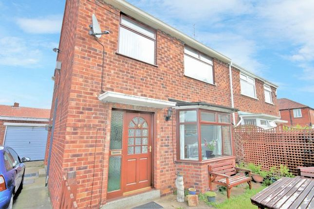 Thumbnail Semi-detached house for sale in Co-Operative Close, Loftus, Saltburn-By-The-Sea