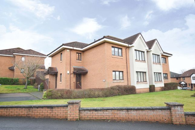 Thumbnail Flat for sale in Canberra Court, Braidpark Drive, Giffnock, Glasgow