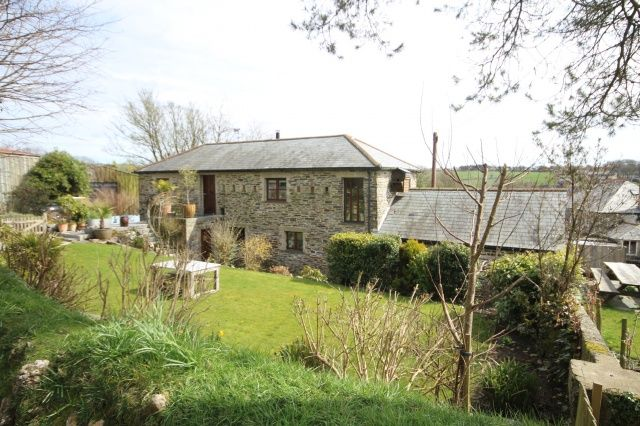 Thumbnail Detached house for sale in The Close, Sunnyside Meadow, Camelford