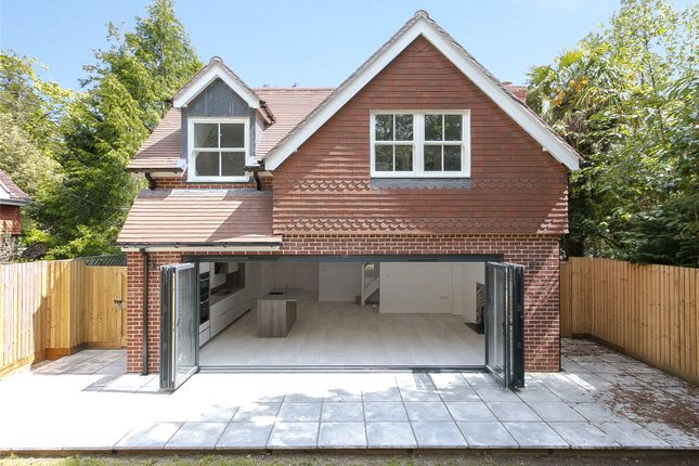 Thumbnail Detached house for sale in Tower Road, Poole, Dorset