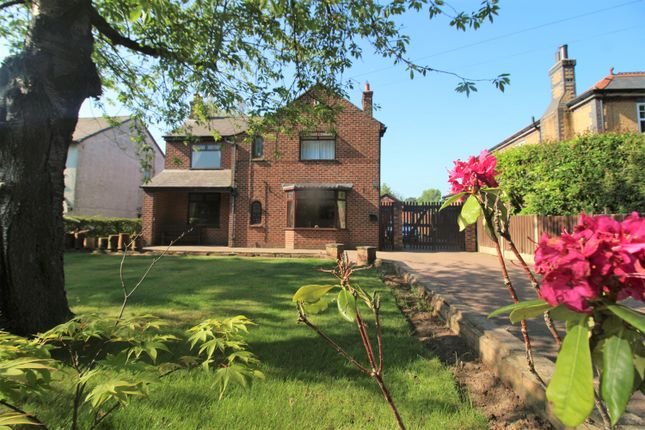 Thumbnail Detached house for sale in Church Lane, Great Sutton, Cheshire