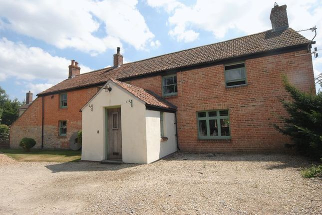 Thumbnail Detached house for sale in Mill Lane, Othery, Bridgwater