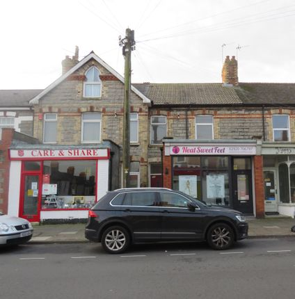 Front of Cornerswell Road, Penarth CF64