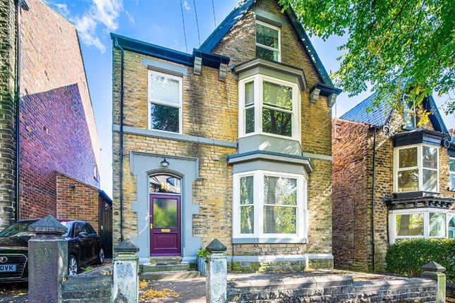 Thumbnail Detached house to rent in Steade Road, Nether Edge, Sheffield