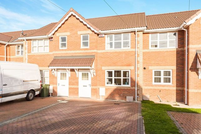 Thumbnail Property for sale in Calver Avenue, North Wingfield, Chesterfield