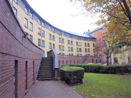 Thumbnail 2 bed flat to rent in Turnbull Street, Glasgow Green, Glasgow