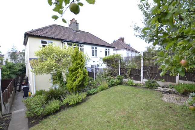 Thumbnail Semi-detached house for sale in Trym Road, Bristol, Somerset