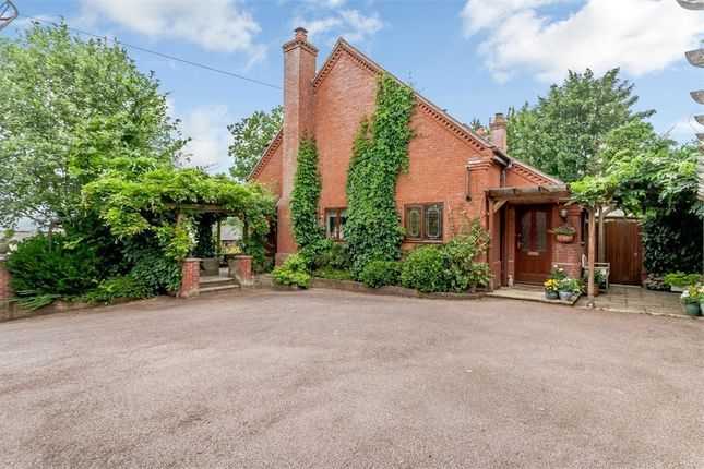 Thumbnail Detached house for sale in Harmer Hill, Shrewsbury, Shropshire