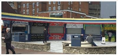 Thumbnail Retail premises to let in The Kiosks, The Quay, Poole
