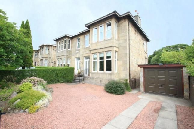 Thumbnail Semi-detached house for sale in Buchanan Drive, Cambuslang, Glasgow, South Lanarkshire