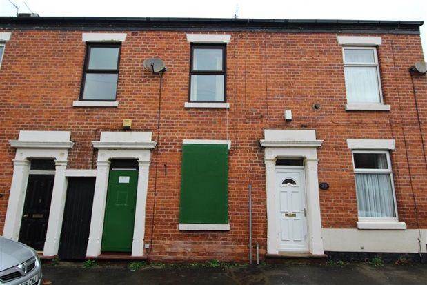 External of Ephraim Street, Preston PR1