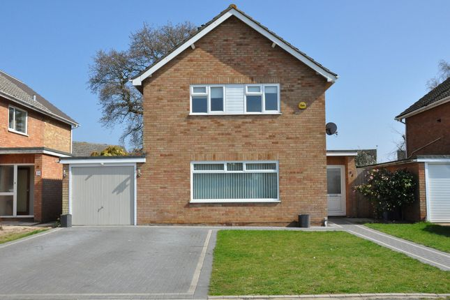 Thumbnail Detached house for sale in Pitts End, East Bergholt, Colchester