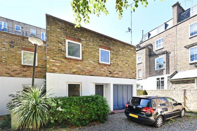 Thumbnail Mews house for sale in Head's Mews, London