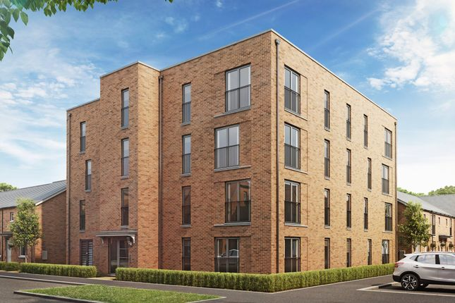 "Thumbnail Flat for sale in ""Higgs"" at King's Haugh, Peffermill Road, Edinburgh"