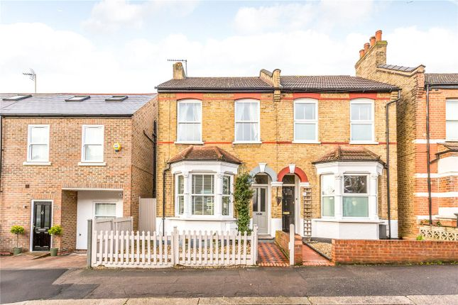 Thumbnail Semi-detached house for sale in Birkbeck Road, Enfield
