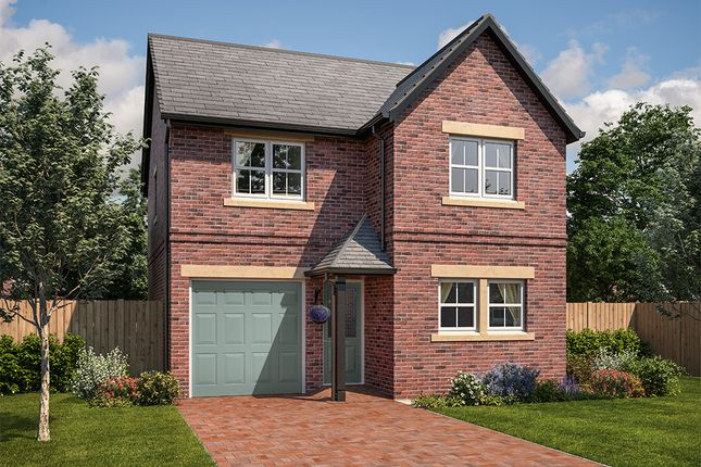 """Thumbnail Detached house for sale in """"Poplar"""" at Goodwood Drive, Carlisle"""