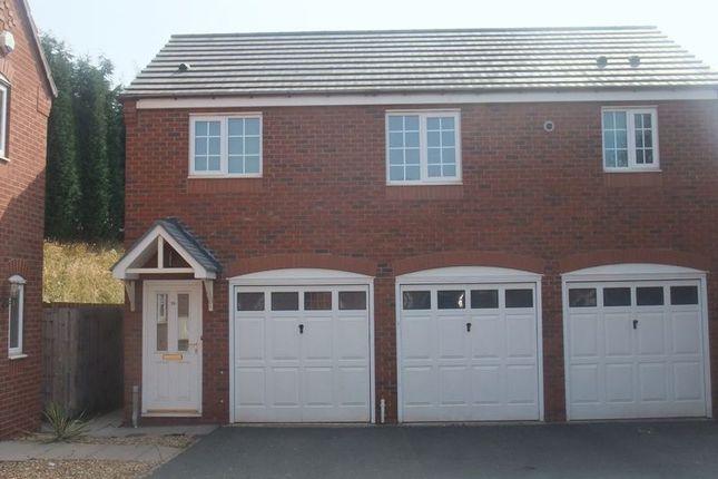Thumbnail Flat to rent in Caldera Road, Hadley, Telford
