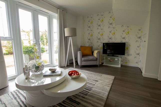 Thumbnail End terrace house for sale in Derwent Way, Spalding