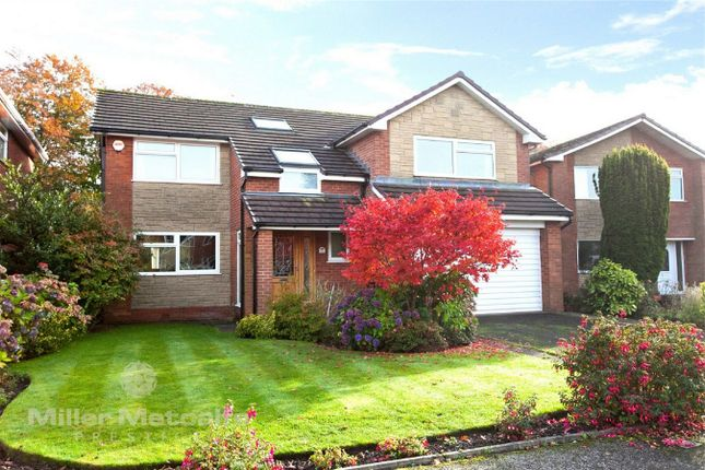 Thumbnail Detached house for sale in Church Meadows, Harwood, Bolton, Lancashire