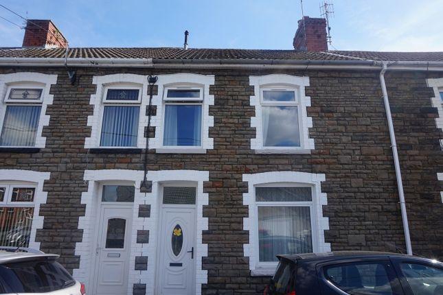 Thumbnail Terraced house for sale in Pengam Street, Glan Y Nant, Blackwood
