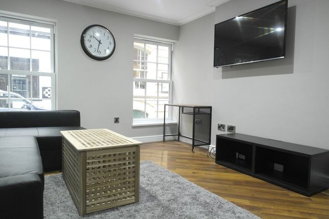 Thumbnail Flat to rent in Bowlalley Lane, Hull
