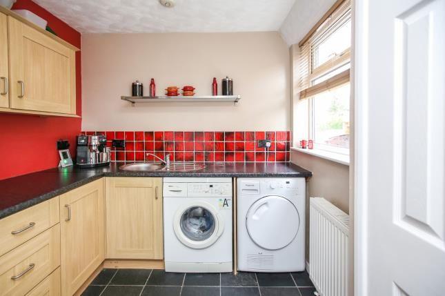 Utility Room of Derwent Drive, Handforth, Cheshire, . SK9