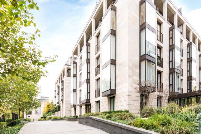 Thumbnail Flat to rent in St. Edmund's Terrace, St. John's Wood, London
